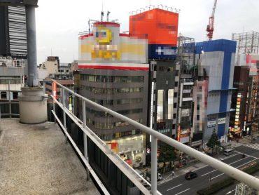 歌舞伎町ビル|屋上・室内・24時間・俯瞰・新宿|東京