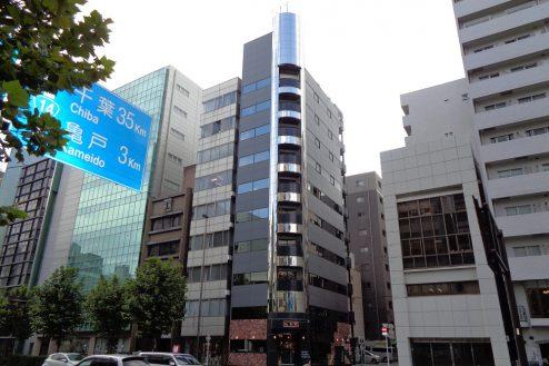 42.新感覚オフィスビル LIT|外観