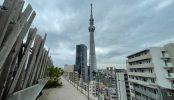 押上ビル|屋上・エントランス・外観・1棟貸切・スカイツリー|東京