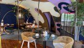 カフェ テラス(3516)|庭・広い店内・ファンタジー・個室・囲炉裏・鮨カウンター・和室|東京