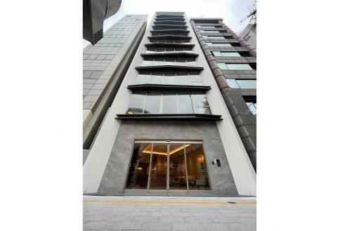 +SHIFT KANDA オフィスビル・ラウンジ・会議室・執務室・ガラス張り・平日土日 東京